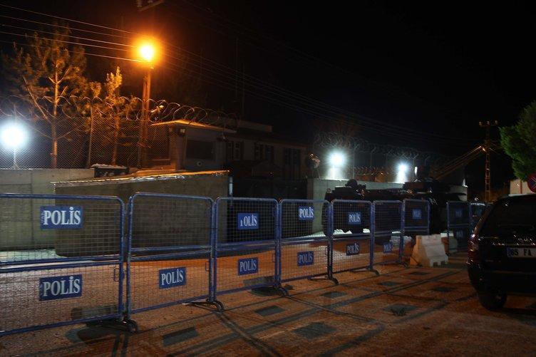 İşte Van Emniyet binasına saldıran teröristlerin son hali!