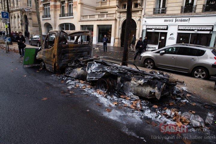 Fransa Hükümeti geri adım attı! Fransa hükümeti bugün duyuracak...
