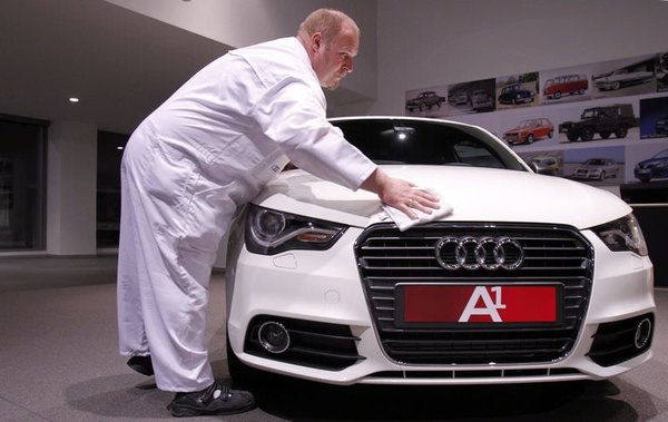 Audi'nin mini: A1