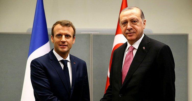 Erdoğan Brüksel'de ikili görüşmelere başladı
