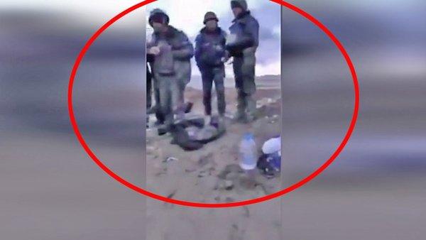 Son dakika haberi...  Azerbaycan kabusları oldu! Ermenistan askerlerinin cepheden kaçma anı kamerada...   Video