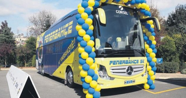 Yeni otobüs hayran bıraktı