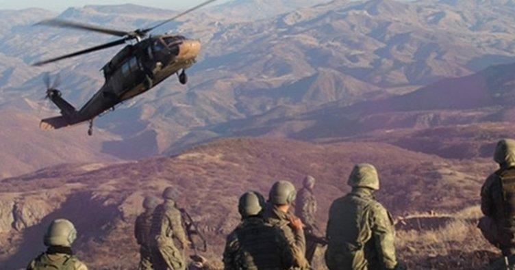 Son dakika: Diyarbakır Hazro'da 2 PKK'lı terörist öldürüldü