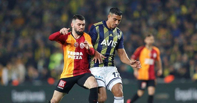 Son dakika: Fenerbahçeli Dirar Club Brugge'e transfer oldu