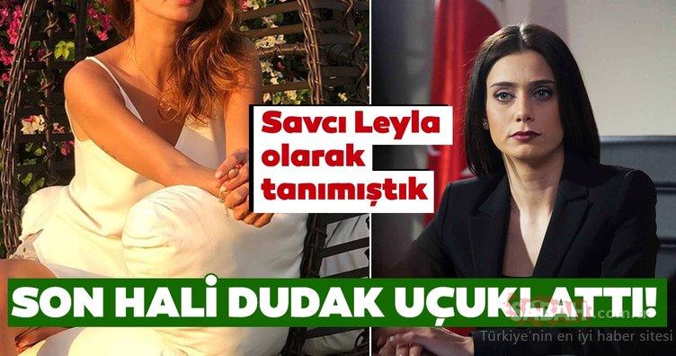 Kurtlar Vadisi'nin Savcı Leyla'sı olarak tanıdık... Çiğdem Batur son hali ile dudak uçuklattı!