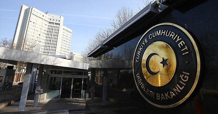Son Dakika: Dışişleri Bakanlığı'nda kritik toplantı! Türkiye-ABD çalışma grubu toplantısı başladı