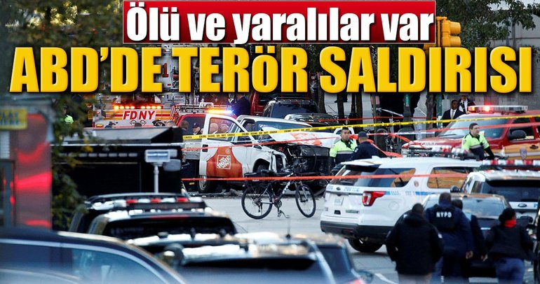 Son dakika: ABD'de terör saldırısı