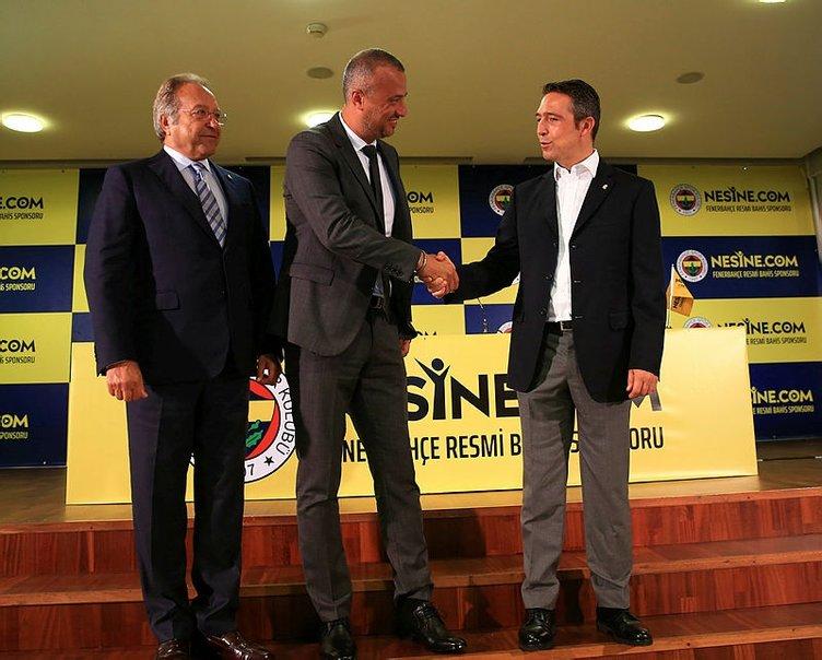 Fenerbahçe'ye yeni sponsorlar yolda!