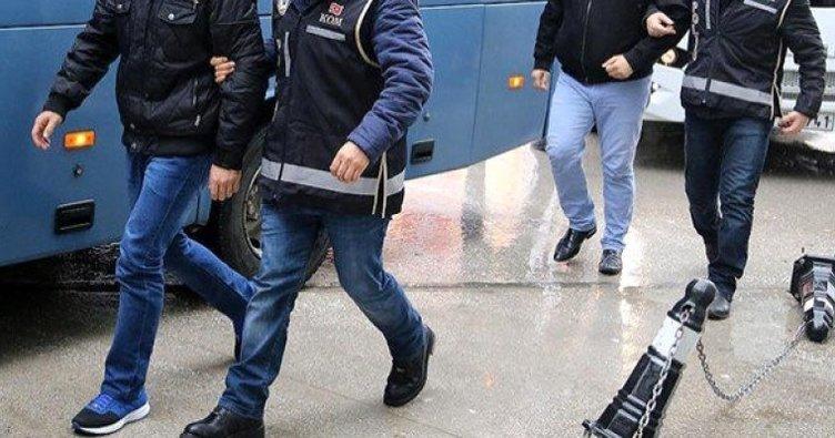 Balıkesir'de terör propagandasına gözaltı