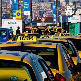 Taksi sürücülerine 'mesafe' cezası!
