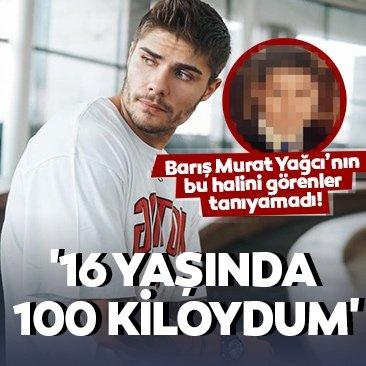 Survivor 2020'nin favori ismi Barış Murat Yağcı'nın daha önce 100 kilo olduğunu biliyor musunuz? İşte o hali…