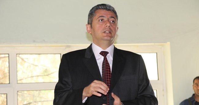 Silvan Belediyesine kayyum olarak atanan Kaymakam'dan ilk toplantı