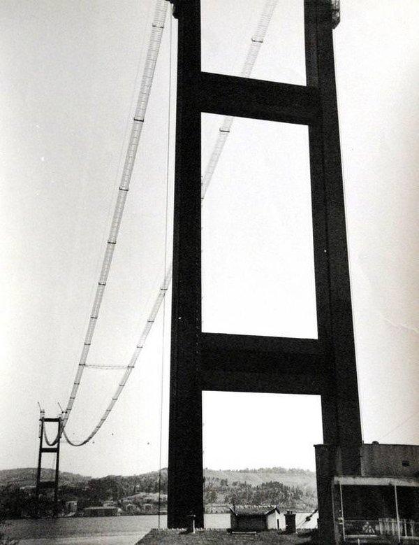 Boğaz Köprüsü böyle yapıldı