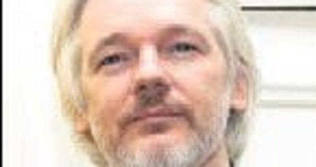 Assange sonunda ifade verdi