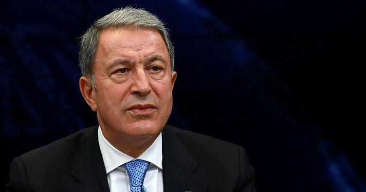 Milli Savunma Bakanı Hulusi Akar'dan Hakkari'deki patlamayla ilgili açıklama