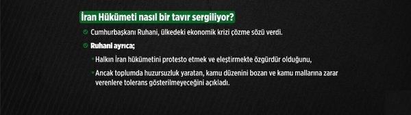 Madde madde İran 'Gezi'si nedir?