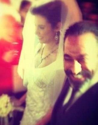 Cem Yılmaz ve Ahu Yağtu evlendi