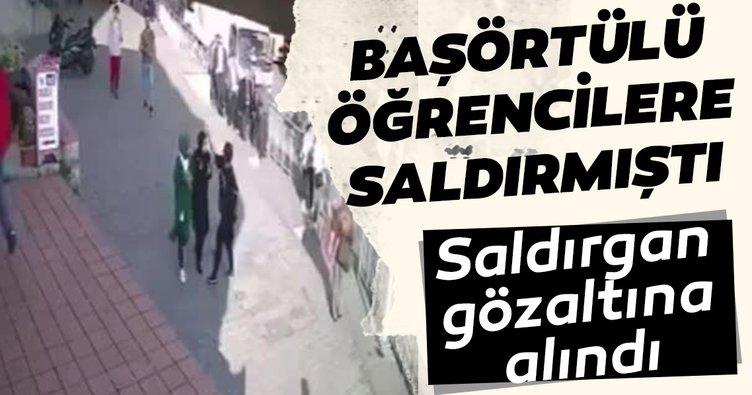 Son dakika haber: Karaköy'deki saldırgan kadın gözaltında!
