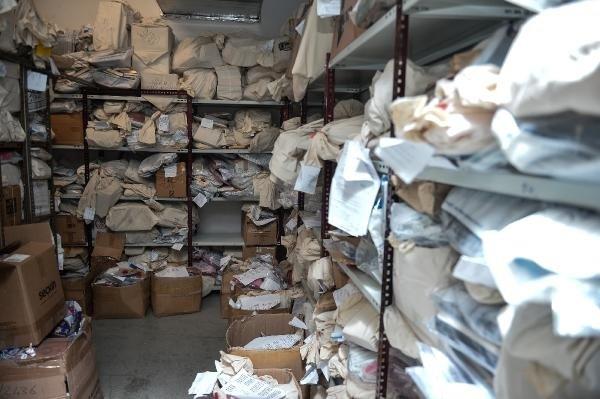 4 bin metrekare, 19 oda, 200 bin delil: Çok gizli belgeler saklanıyor...