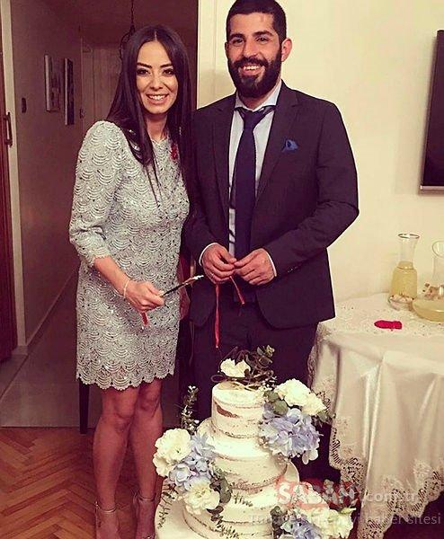 Merve Sevi eşi Çalkan Algün'le yaşadığı krizi aşamadı