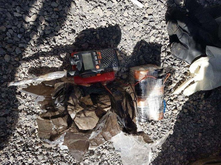 Çukurca'da PKK'lı hainlere ait mühimmatlar ele geçirildi