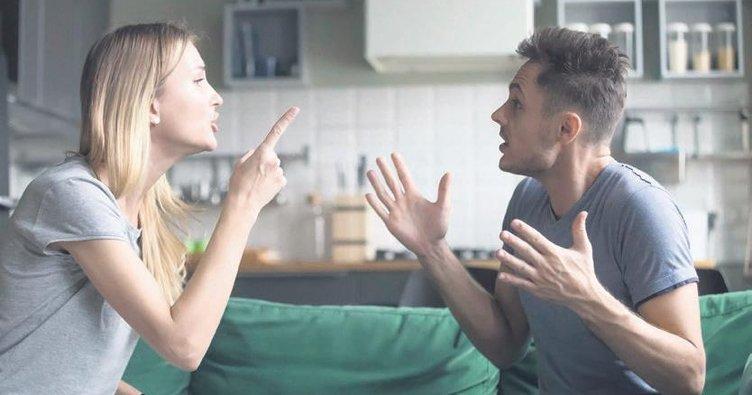 'Senden tiksiniyorum' demek boşanma sebebi