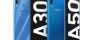 Samsung Galaxy A30 ve Galaxy A50 Türkiye'de satışa çıktı