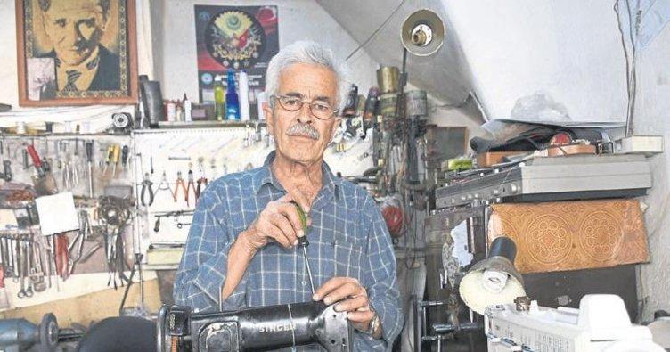 Dikiş makineleri teknolojiye yenik düştü