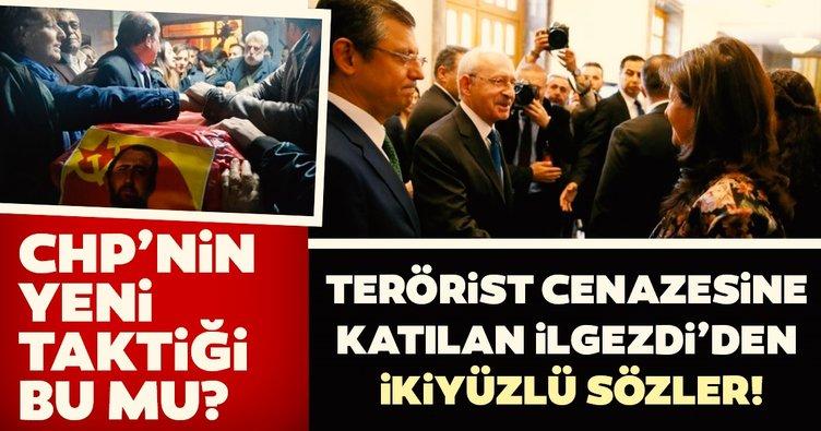Son dakika: Terörist cenazesine katılan Gamze Akkuş İlgezdi'den 'ikiyüzlü' sözler! CHP'nin yeni taktiği bu mu?