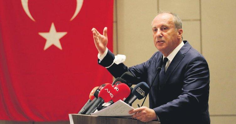 Muharrem İnce CHP yönetimine bayrak açtı: Skandallar partisinde kalmaya mecbur muyum?