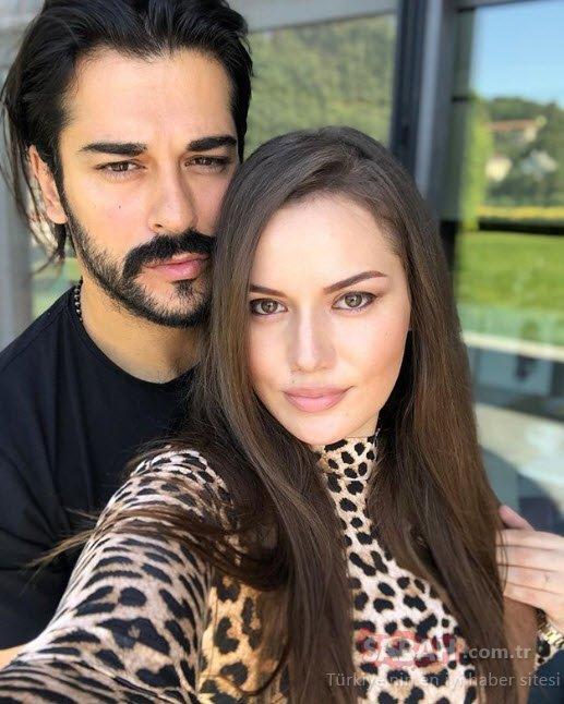 Fahriye Evcen'den ardı ardına yeni pozlar! Güzel oyuncu Fahriye Evcen'in oğlu Karan Özçivit annesinden rol çaldı!