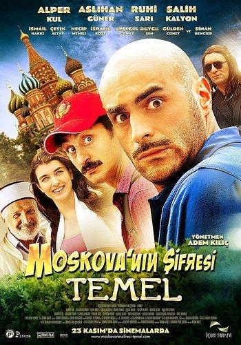 Moskova'nın Şifresi: Temel filminden kareler