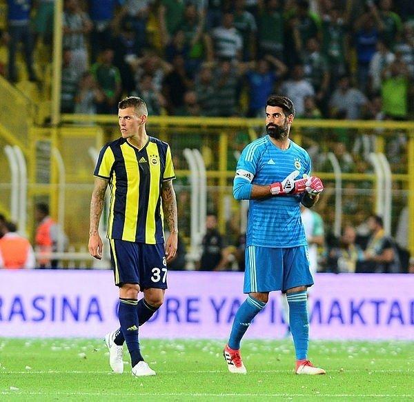 Fenerbahçe'den Kayserispor'a sürpriz 11