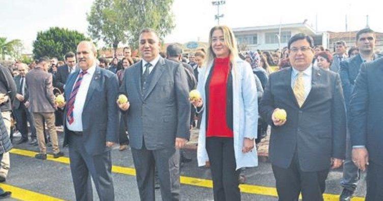 14 Mart Tıp Bayramı Tarsus'ta kutlandı