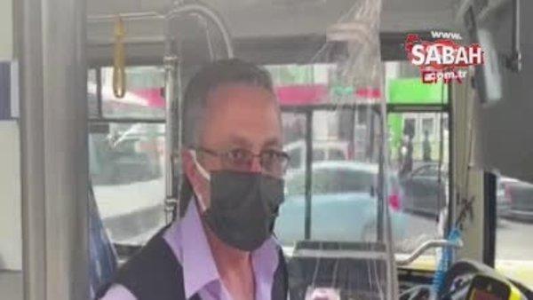 Sancaktepe'de İETT şoföründen darp isyanı | Video