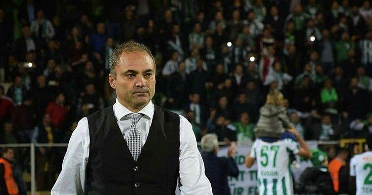 Erzurumspor'un yeni hocası Erkan Sözeri