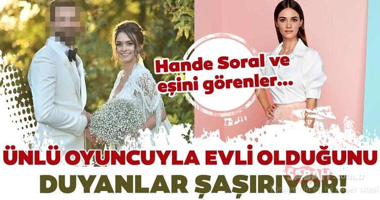 Hande Soral'ın eşinin ünlü oyuncu İsmail Demirci olduğunu biliyor musunuz?