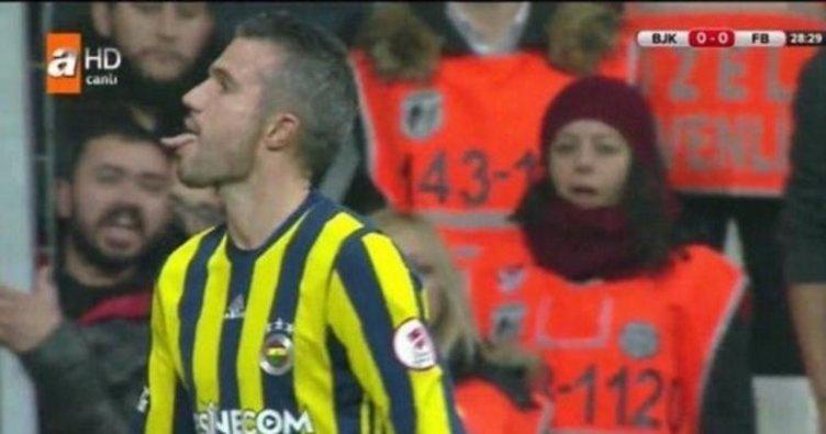Fenerbahçeli Van Persie ifadeye çağrıldı