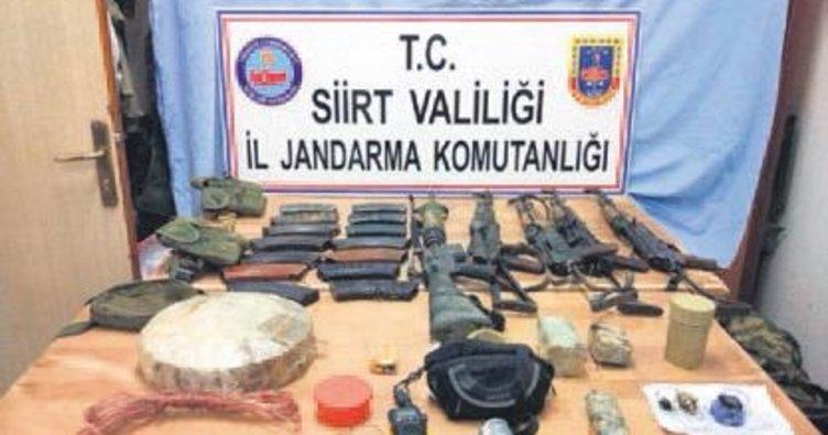 PKK'lı yedi terörist etkisiz hale getirildi