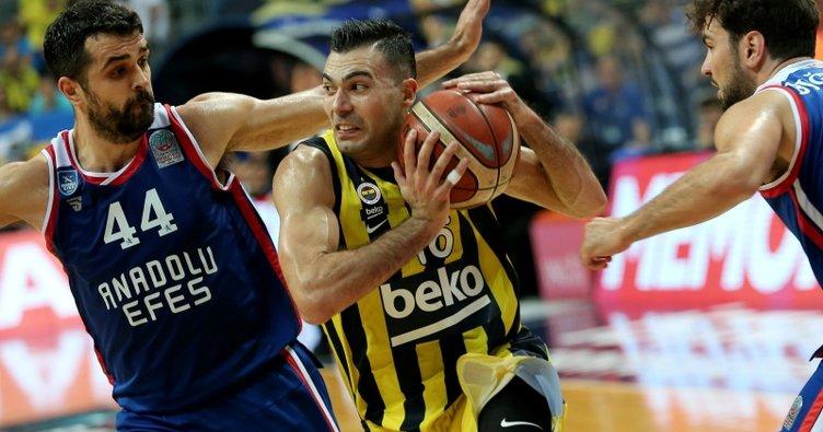 Fenerbahçe Beko pes etmedi, seri yedinci maça uzadı