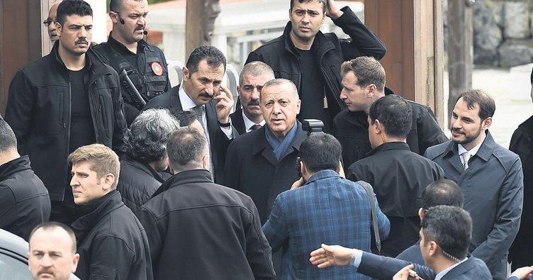 Başkan Erdoğan'dan 10 Kasım mesajı:Cumhuriyetimizi ilelebet yaşatacağız