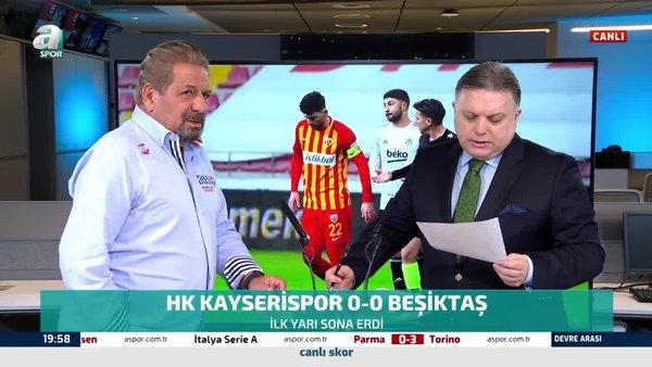 Erman Toroğlu: Oğuzhan Galatasaray'ın Falcao'su gibi!