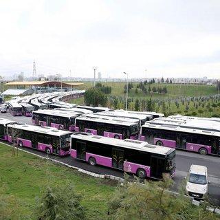 Erguvan otobüslere yüzde 100 zam yapıldı