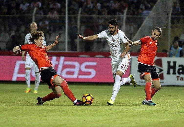 Galatasaray'da Tolga Ciğerci şoku!