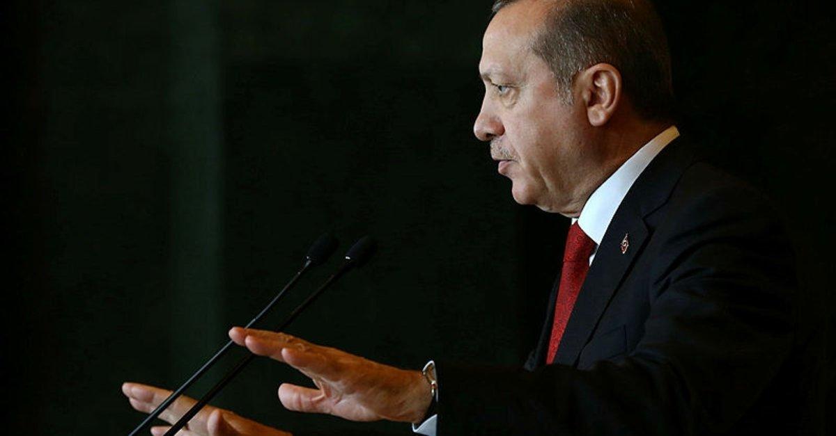 Son dakika: Başkan Recep Tayyip Erdoğan'dan AK Parti Genişletilmiş İl Başkanları Toplantısı'nda flaş…