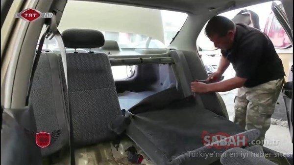 Eski kasa Honda Civic'i onlara bıraktı! Aracını almaya geldiğinde gördükleri karşısında şoke oldu