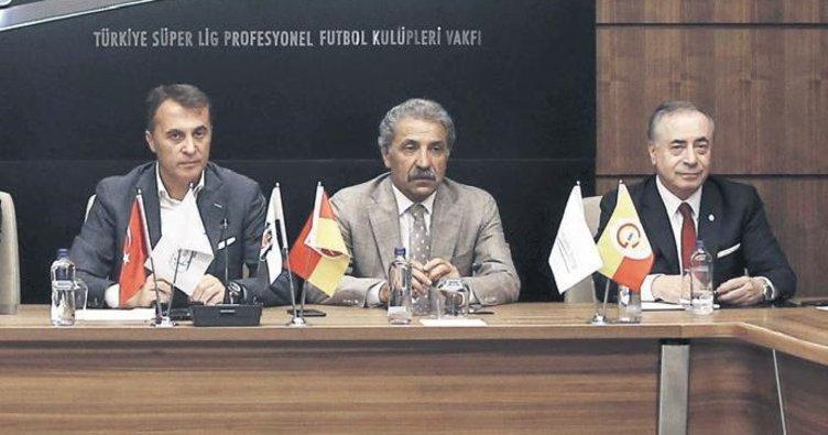 Fikret Orman ve Mustafa Cengiz ortak noktada buluştu