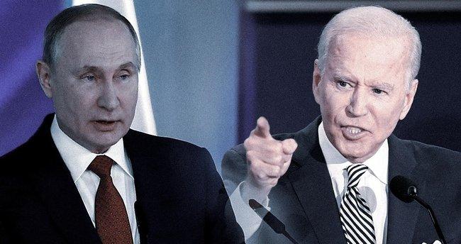 Son dakika: Putin ile Biden 16 Haziran'da Cenevre'de bir araya gelecek