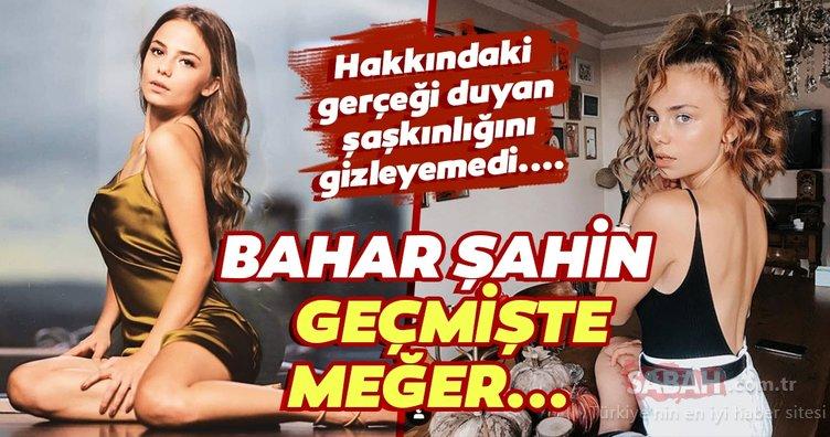 Zalim İstanbul Ceren'i Bahar Şahin geçmişi ile şaşırttı! Zalim İstanbul'un güzel oyuncusu Bahar Şahin geçmişte meğer...