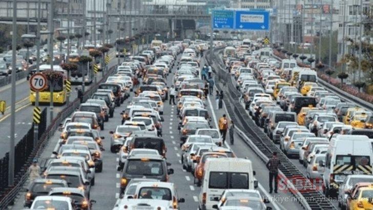 Sürücülere bayram trafiği uyarısı!